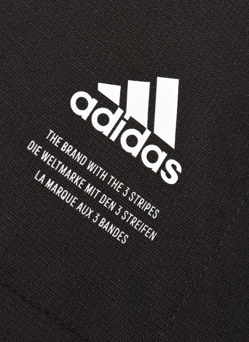 Mochilas adidas performance Clas Bp Top Zip Negro vista lateral izquierda