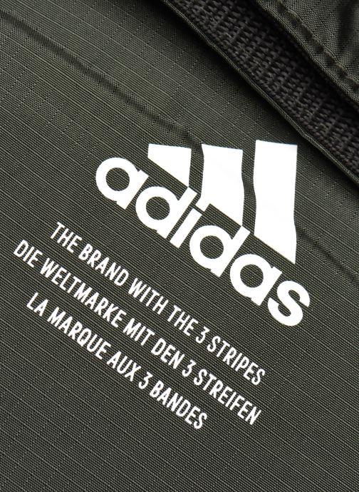 Mochilas adidas performance Classic Bp Flap Negro vista lateral izquierda