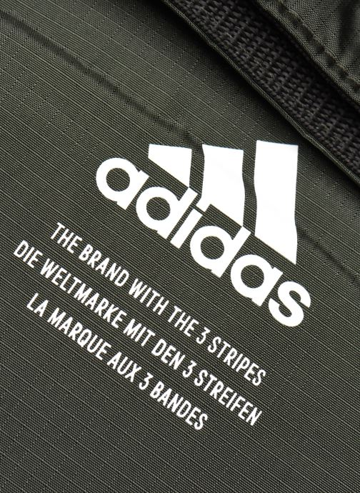 Rucksäcke adidas performance Classic Bp Flap schwarz ansicht von links