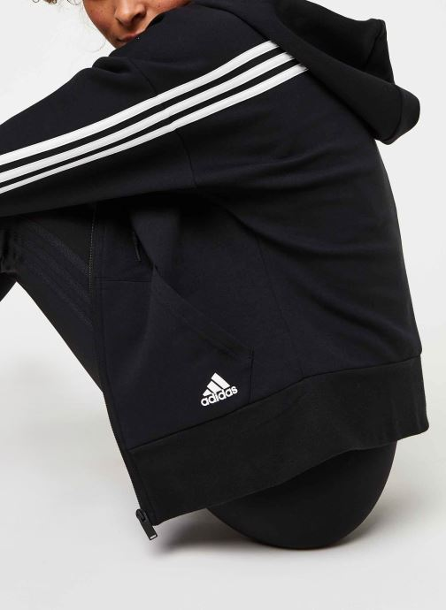 Sweatshirt hoodie - W 3S Dk Fz S Hd