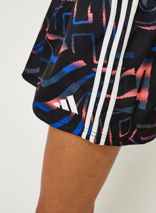 Vêtements adidas performance W Ur Short Noir vue face