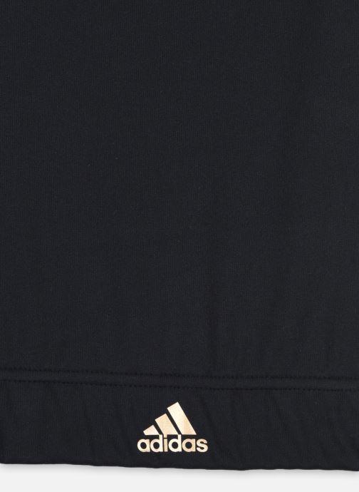 Vêtements adidas performance W U-B-U B Top Noir vue face