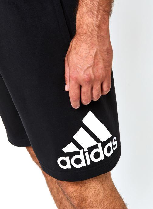 Vêtements adidas performance M Mh Bosshortft Noir vue face