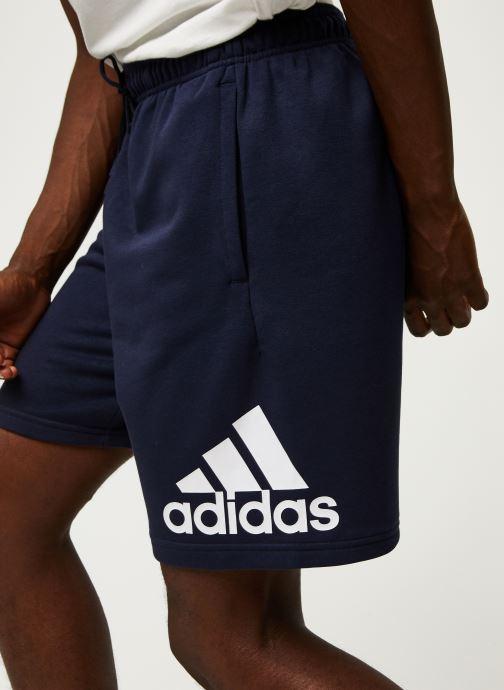 Vêtements adidas performance M Mh Bosshortft Bleu vue face