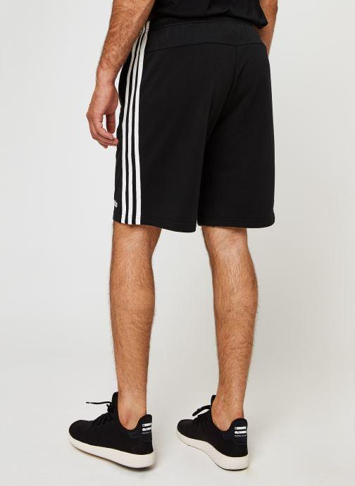 Vêtements adidas performance E 3S Shrt Ft Noir vue portées chaussures