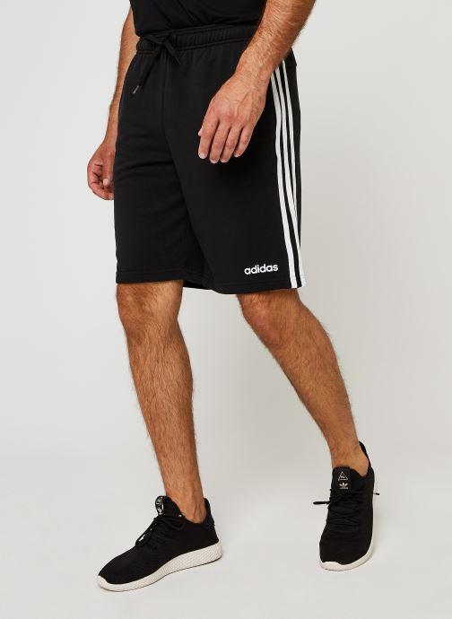 Vêtements adidas performance E 3S Shrt Ft Noir vue détail/paire