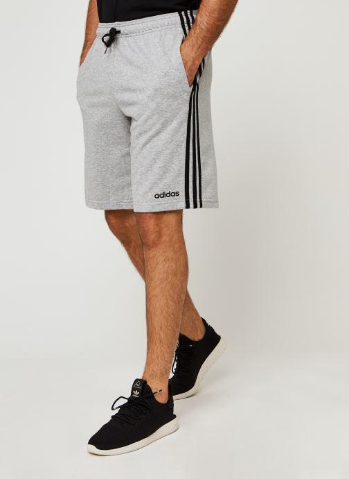 Vêtements adidas performance E 3S Shrt Ft Gris vue détail/paire