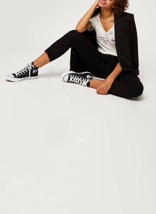 Vêtements IKKS Women Teeshirt Br10035 Blanc vue bas / vue portée sac