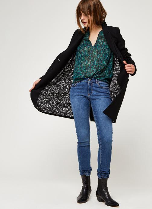 Vêtements IKKS Women Top Br11055 Vert vue bas / vue portée sac