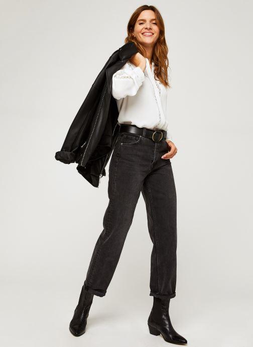Vêtements IKKS Women Blouse Br13005 Blanc vue bas / vue portée sac