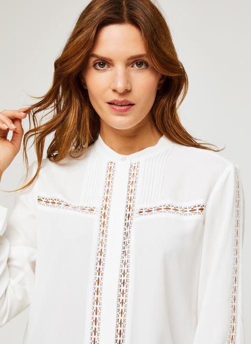 Vêtements IKKS Women Blouse Br13005 Blanc vue face