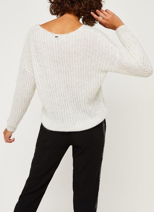 IKKS Women Pull Br18025 (Blanc) - Vêtements chez Sarenza (459330) NG3N4