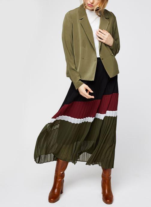 Vêtements IKKS Women Jupe Br27015 Multicolore vue bas / vue portée sac