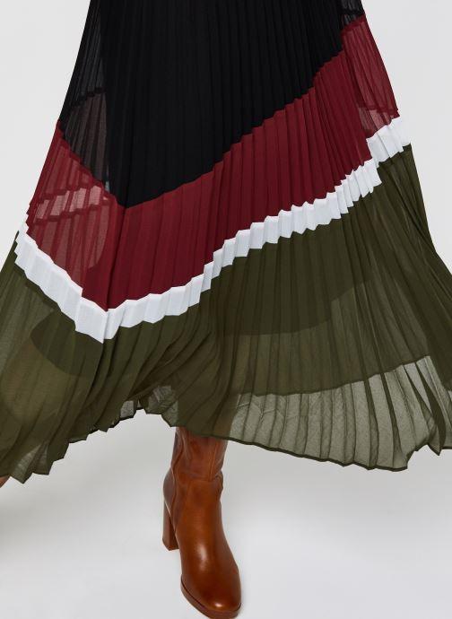 Vêtements IKKS Women Jupe Br27015 Multicolore vue face