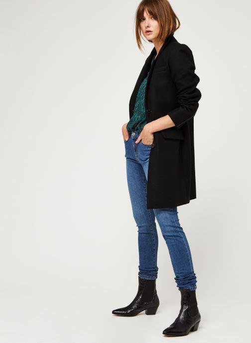 Vêtements IKKS Women Jean Br29025 Bleu vue bas / vue portée sac
