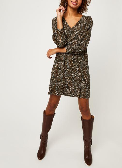 Vêtements IKKS Women Robe Br30275 Vert vue bas / vue portée sac