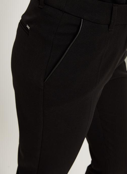Vêtements IKKS Women Pantalon Br22165 Noir vue face