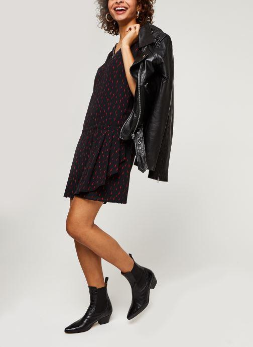 Vêtements IKKS Women Robe Br30115 Noir vue bas / vue portée sac