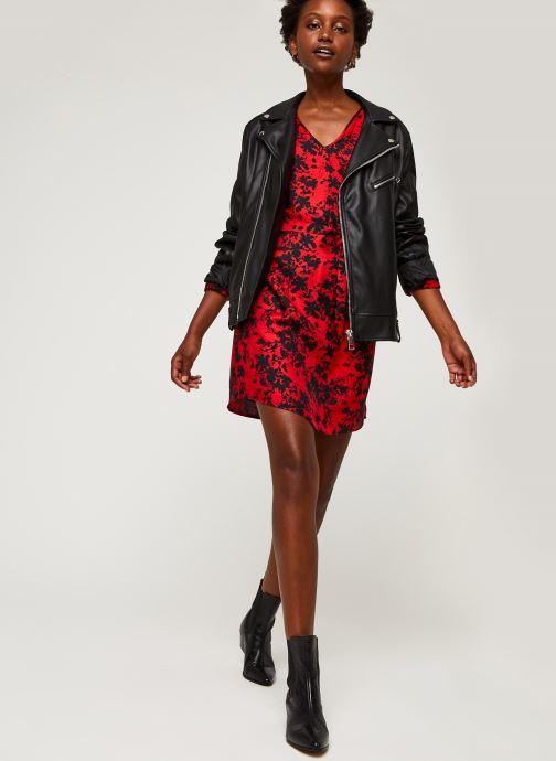 Vêtements IKKS Women Robe Br30215 Rouge vue bas / vue portée sac