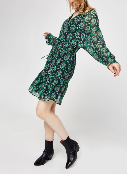 Vêtements IKKS Women Robe Br30535 Vert vue bas / vue portée sac