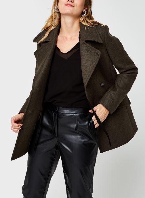Vêtements Accessoires Manteau Br44075