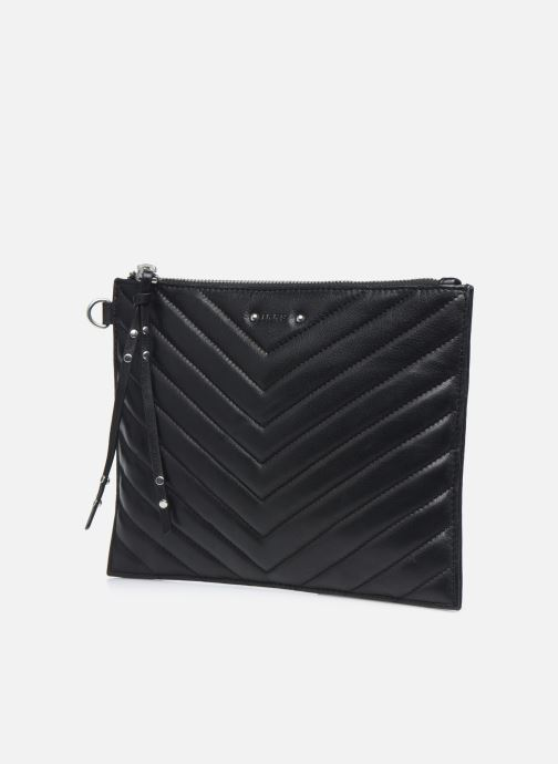 Mini Bags IKKS Women Pocket schwarz schuhe getragen