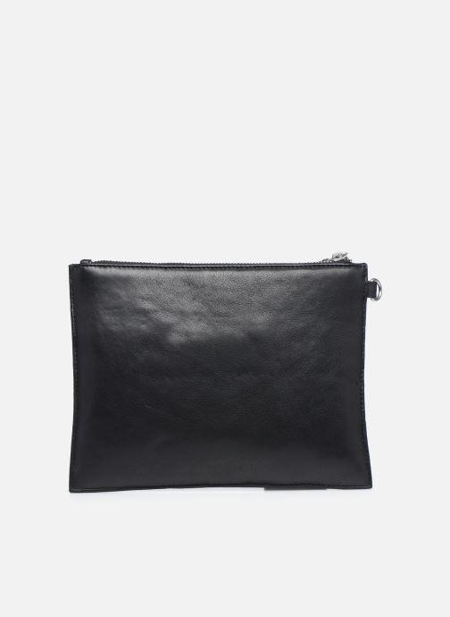 Mini Bags IKKS Women Pocket schwarz ansicht von vorne