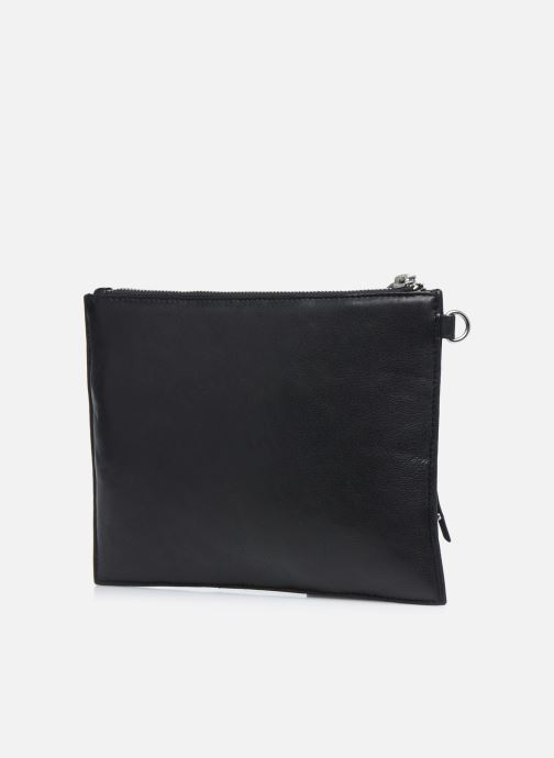 Mini Bags IKKS Women Pocket schwarz ansicht von rechts