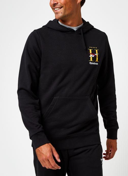Reebok Cl Gp Hotel Hoodie (Noir) - Vêtements chez Sarenza (459480) wCjia