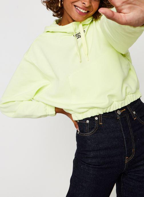 Vêtements Accessoires Qqr Crop Hoodie