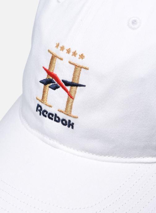 Cappellino Reebok Cl Hotel Cap Bianco immagine frontale