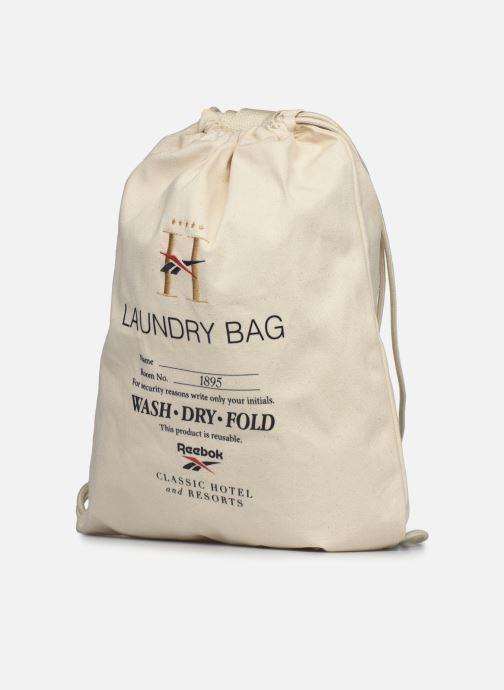 Handtaschen Reebok Cl Hotel Tote weiß schuhe getragen