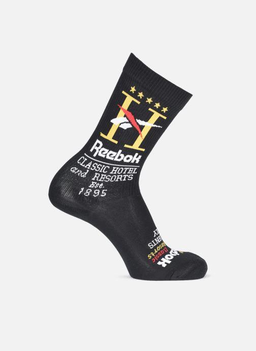 Socken & Strumpfhosen Reebok Cl Hotel Sock schwarz detaillierte ansicht/modell