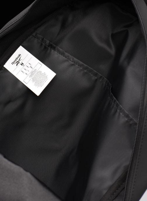 Rucksäcke Reebok Cl Fo Backpack schwarz ansicht von hinten