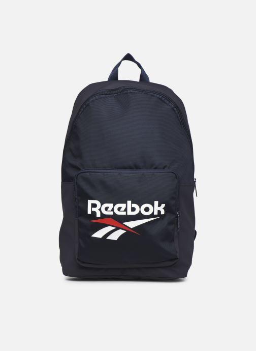 Mochilas Reebok Cl Fo Backpack Azul vista de detalle / par