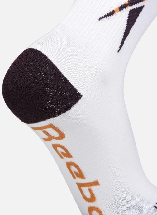 Socken & Strumpfhosen Reebok Cl Aop Sock weiß schuhe getragen