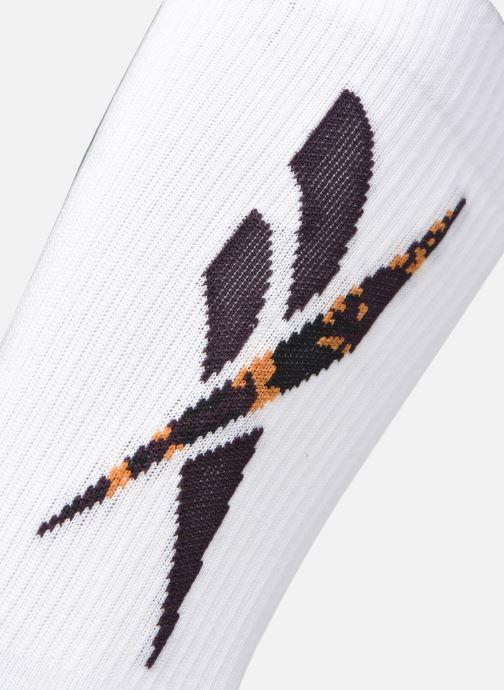 Socken & Strumpfhosen Reebok Cl Aop Sock weiß ansicht von vorne