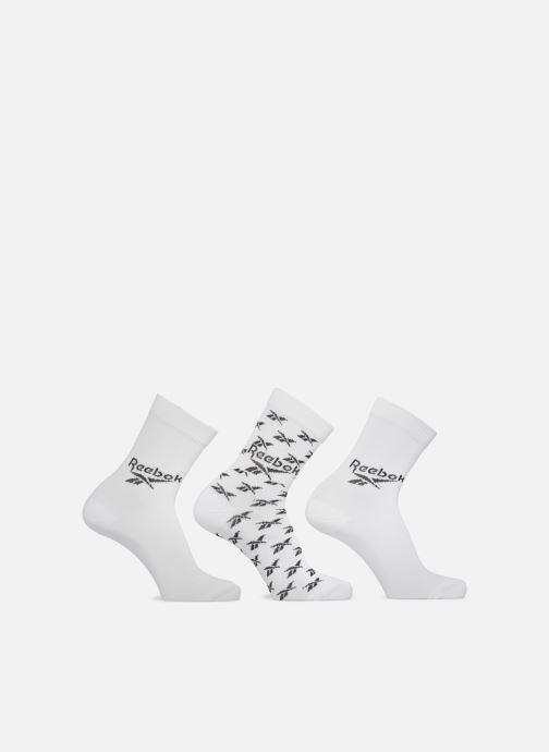 Socken & Strumpfhosen Reebok Cl Fo Crew Sock 3P weiß detaillierte ansicht/modell
