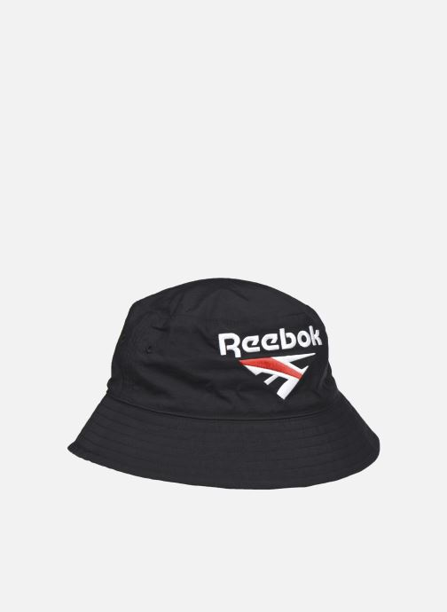 Hoed Reebok Cl Sup Rever Bucket Zwart detail