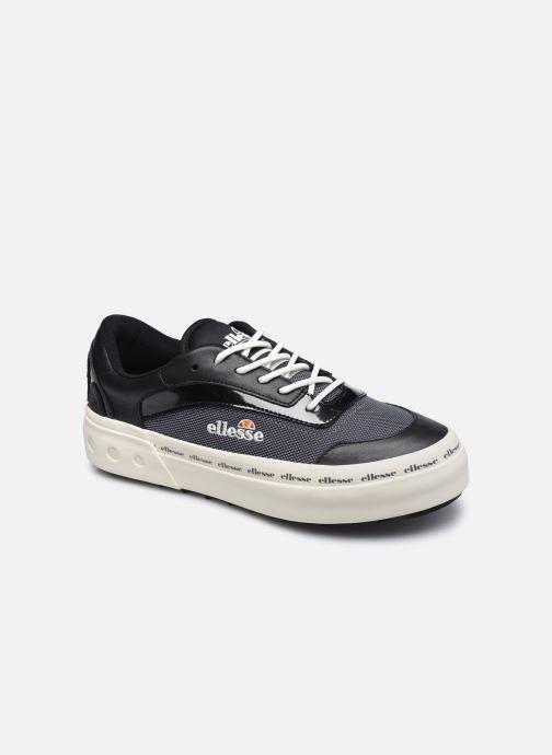 Sneakers Ellesse Alzina Zwart detail
