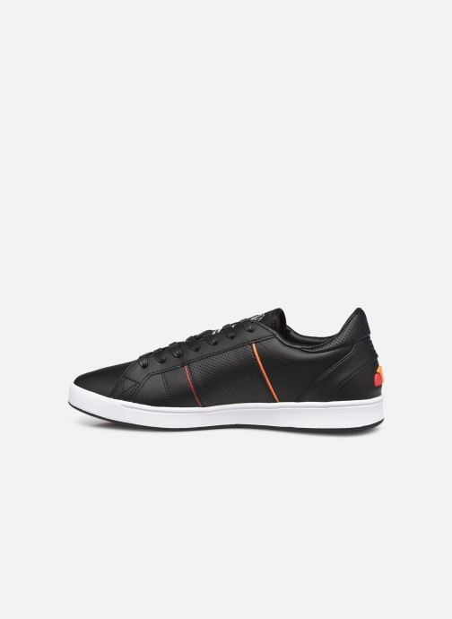 Sneakers Ellesse LS-80 Zwart voorkant