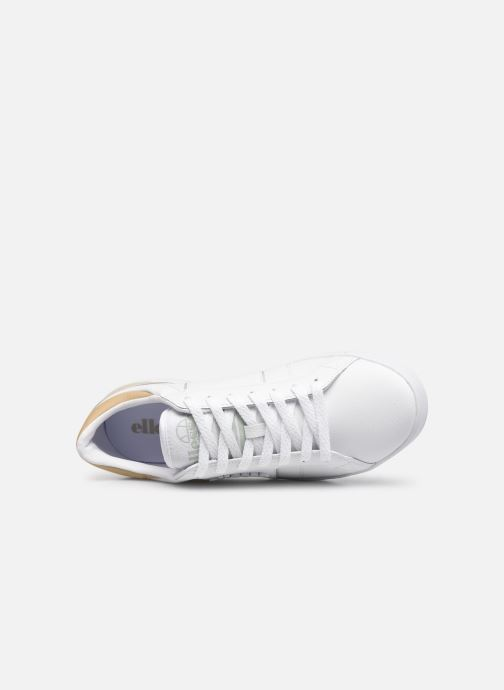 Sneakers Ellesse LS-80 Bianco immagine sinistra