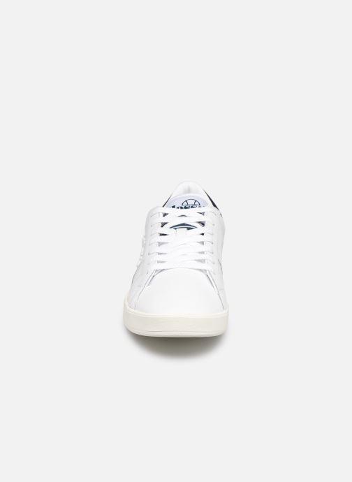 Sneaker Ellesse LS-80 weiß schuhe getragen
