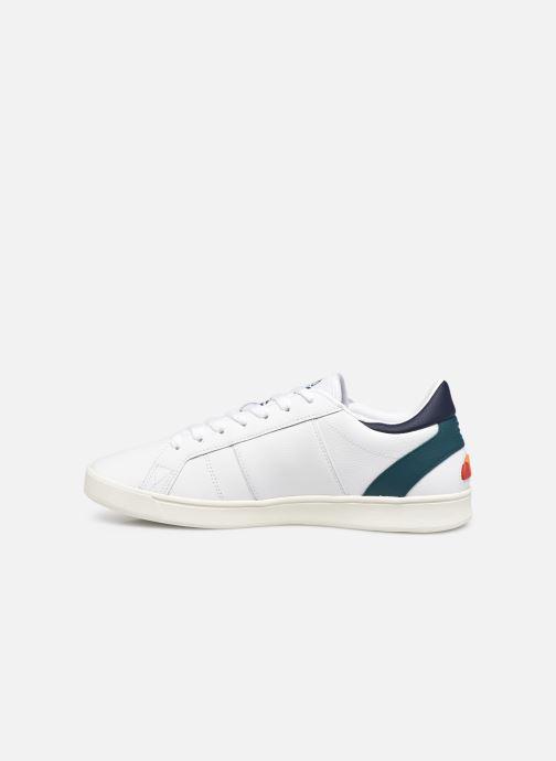 Sneaker Ellesse LS-80 weiß ansicht von vorne