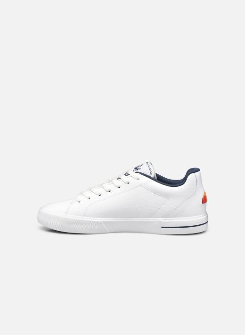 Sneakers Ellesse Taggia Lthr Bianco immagine frontale