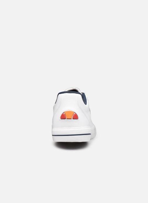 Sneakers Ellesse Taggia Lthr Bianco immagine destra