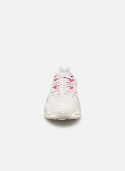 Sneaker Caterpillar Vapor W weiß schuhe getragen