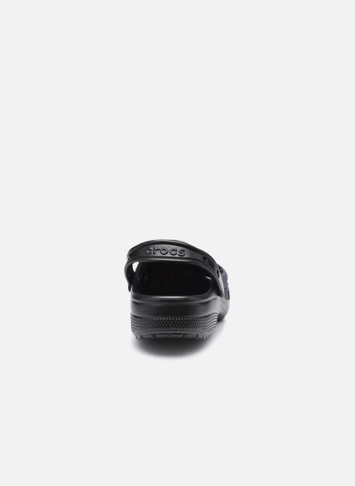 Sandalen Crocs Classic Venture Pack Clog schwarz ansicht von rechts