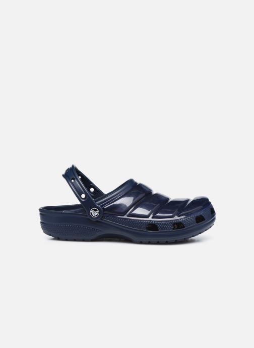 Sandalen Crocs Classic Neo Puff Clog blau ansicht von hinten