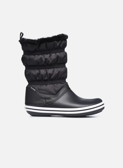 Stiefel Crocs Crocband Boot W schwarz ansicht von hinten